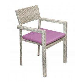 Градински стол с подлакътник GG-C341