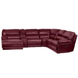 Ъглов диван с релакс CORNER LUX
