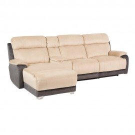 Ъглов диван с релакс механизъм HERA