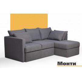 Ъглов диван Монти