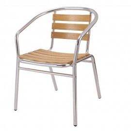 Алуминиев стол Muhler OYB6102