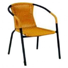 Метален стол Muhler OYS6116ST