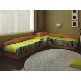 Ъглова спалня