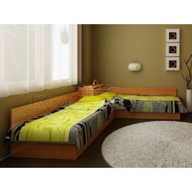 Ъглова спалня ЕКС 16