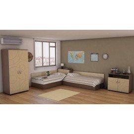 Спалня КОМПАКТ 3