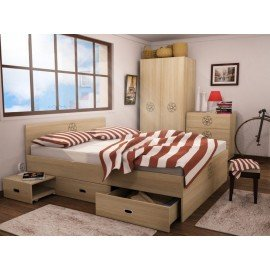 Спален комплект Кармела