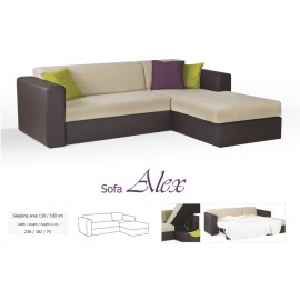 Ъглов диван Alex