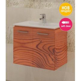 Долен шкаф за баня с мивка Авангард