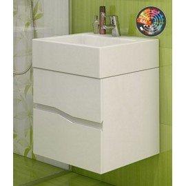 Долен шкаф за баня с мивка Томи
